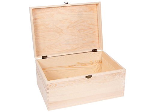 06 Tee (Alsino Sammler Box Holz-Schatulle Truhe Schatzkiste Verkaufshilfe Tee-Box Sortierbox Holz-Kiste, wählen:Holzbox 06)