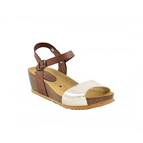 Benavente , Damen Sandalen Glitter mehrfarbig