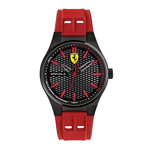 Watch Scuderia Ferrari Unisex Time Only Preppy 0840010