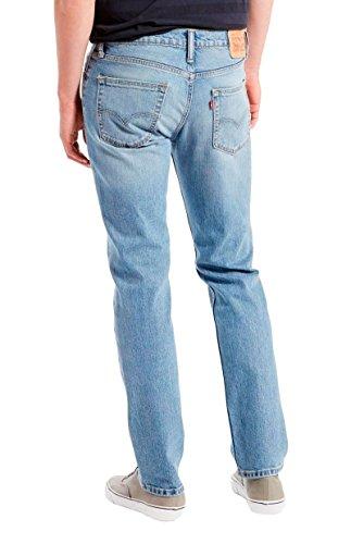 Levi's Herren Jeanshose blau blau Blau