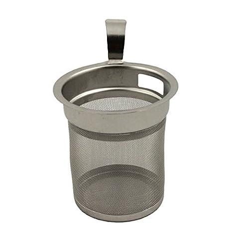 Price & Kensington - Filter zu Teekanne - Edelstahl - 6 Tassen-Filter
