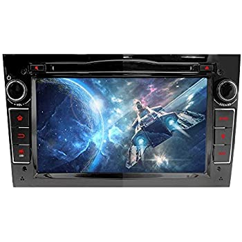 Vauxhall Astra MK5 2004 Onwards DOUBLE DIN Autoradio Stéréo fascia panel