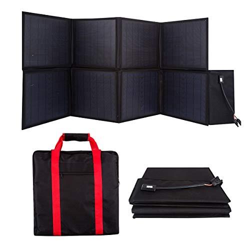 Este panel solar plegable a prueba de agua de 120W está diseñado para proporcionar energía gratuita para cargar baterías de 12V / 24V, por ejemplo, en vehículos y barcos o cualquier otro sistema con una batería de 12V / 24V o un banco de baterías. Es...