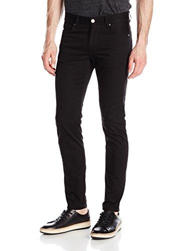 J.Lindeberg Men's Damien Stretch Denim Jeans, Black, for sale  Delivered anywhere in UK