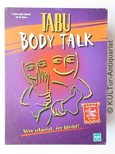 Hasbro - Tabu Body Talk