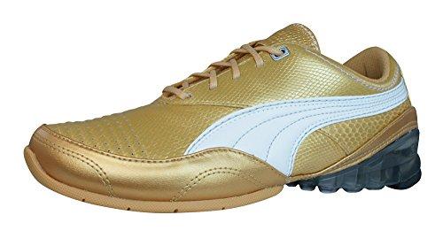 Pelle Donna Gara Da In Cell In Sneakers Scarpe La Oro Puma Akila 4qzx7gY