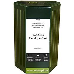 Earl Grey Decaf (Ceylon) Entkoffeiniert - 200 gr.