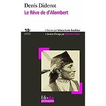 Le Rêve de d'Alembert by Denis Diderot (2008-06-19)