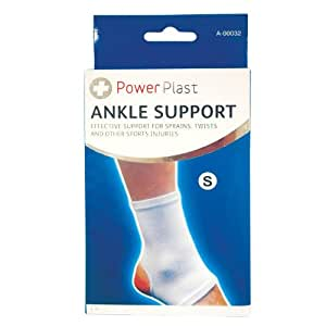 Elasticated Ankle Sports Injury Support Bandage Foot