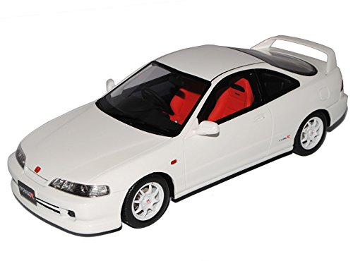 Mobile Spec (Honda Integra DC2 Coupe Weiss Japan Specs 3. Generation 1993-2001 Nr 223 1/18 Otto Modell Auto)