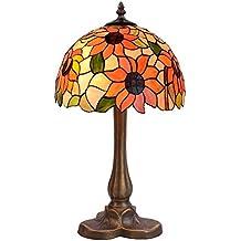 Lámparas de Sobremesa Tiffany : Colección DIAMOND de 20x34x20cms.