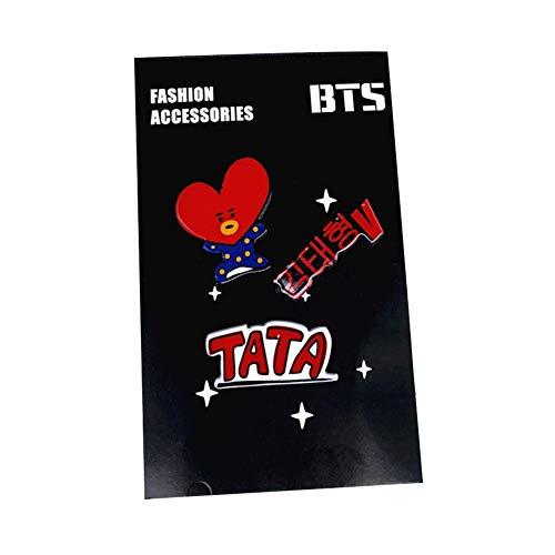 Christ For Givek Kpop Bangtan Boys for BTS Fans Cartoon Buttons Badges/Pin Acrylic(H10) -