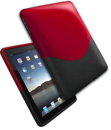 iFrogz Luxe Schutzgehäuse für Apple iPad rot/schwarz Ifrogz Luxe Case