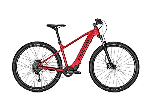 Focus Whistler² 6.9 Groove Alltag & Fitness Elektro Mountain Bike 2019 (L/48cm, Red)