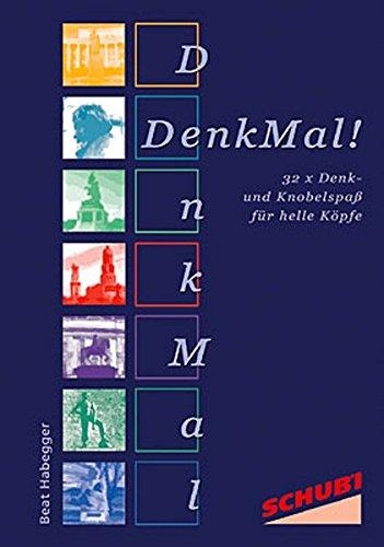 Preisvergleich Produktbild DenkMal!: 32 x Denk- und Knobelspass für helle Köpfe
