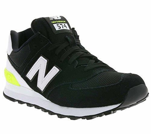 New Balance - Wl574cna, Scarpe da ginnastica Donna Nero