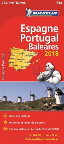 Espagne Portugal Baléares