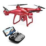 Holy Stone HS100 FPV RC Drone with Adjustable Wide-Angle 1080P HD WIFI Camera