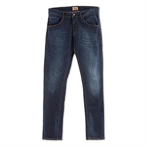 Hattric Jeans dunkelblau denim