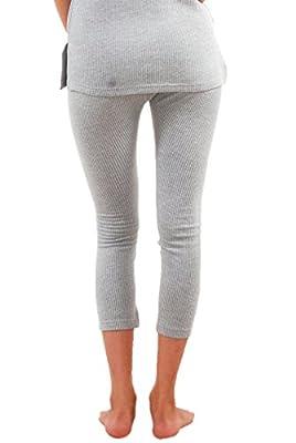 Yorker Grey Thermal Lower/Pyjama for Women's