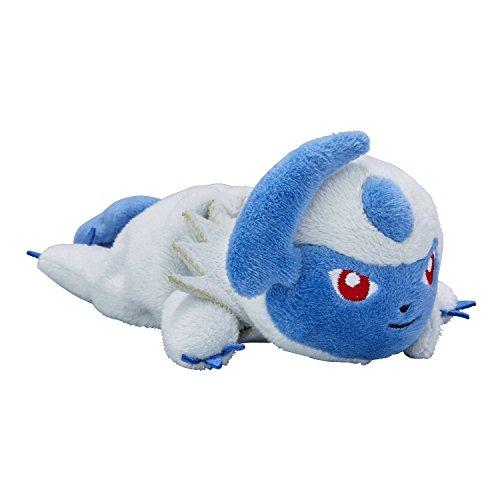 Pokemon Sleeping Absol Plush Sleepy Ver. from Japan