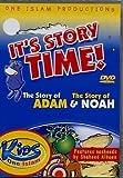 It's Story Time mit Zaky - Die Geschichte von Adam und Noah, DVD (in englischer Sprache)