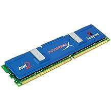 Kingston Technology HyperX Memore HyperX 1GB 800MHz DDR2 CL5 - Memoria (1 GB, DDR2, 800 MHz, 0 - 55 °C, 800 MHz, 800 MHz)