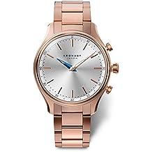 Reloj Unisex Kronaby Sekel A1000-2747 para Damas/Hombres, un Reloj Tradicional con Las capacidades de un Reloj Inteligente de 38 mm de diámetro (reacondicionado Certificado)