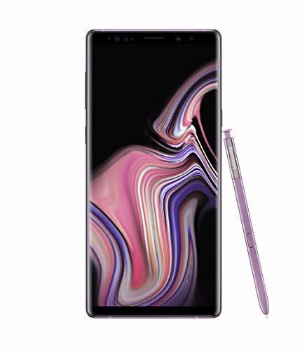 Samsung Galaxy Note Dual SIM - Samsung Galaxy Note 9 Dual SIM - 128GB, 6GB RAM, 4G LTE, Lavender Purple