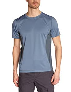 Lafuma Chambi T-Shirt manches courtes homme Stone Indigo FR : 38 (Taille Fabricant : S)