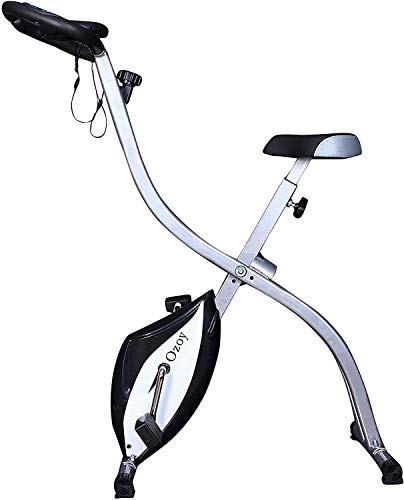 Yozo Pedal Exerciser LCD Counter Exercise Bike Indoor Fitness Resistance Home Gym (Big Cycle