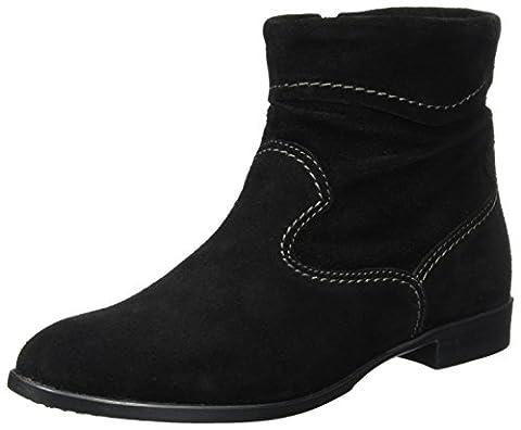 Tamaris Damen 25005 Stiefel, Schwarz (Black), 38 EU