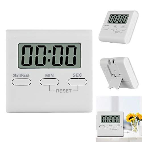 Digitaler LCD-Standfuß-Timer Countdown-Up-Wecker, der Erinnerung kocht