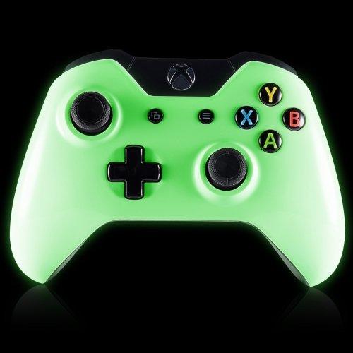 Xbox ONE Oberschale für wireless Controller - Leuchtend im Dunkeln (Playstation 3 Modell-nummer)