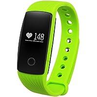YinoSino ID107 Bracciale (APP in Lingua Italiana) per fitness con