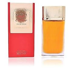 Idea Regalo - Cartier Must De Cartier Gold Eau de Parfum, Donna, 100 ml