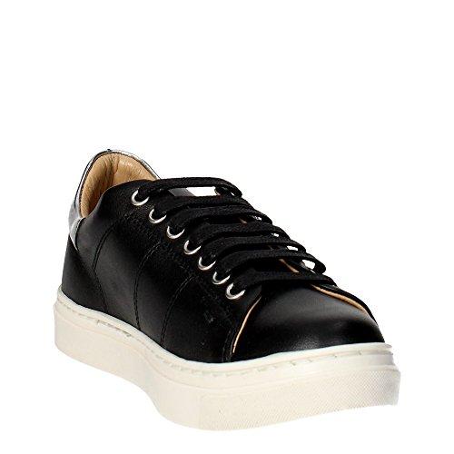Braccialini B7 Sneakers Femme Cuir Noir