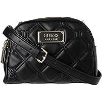 GUESS Womens Mini Cross-body Bag, Black - VG745069
