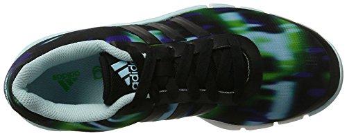 adidas - A.t 360.2 Prima, - Donna Nero/Celeste/Verde