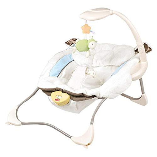 MAOZHE Baby schaukel babywiege Baby Schaukelstuhl Stuhl multifunktionalen klappbaren Baby Schaukelstuhl blau Stuhl Neugeborenes Baby Schaukel elektrische Soothi schütteln Ng-Shaker
