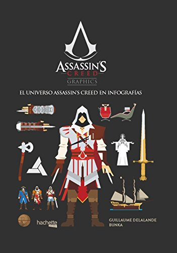 Assassin's Creed Graphics (Hachette Heroes - Assassin'S Creed - Especializados)