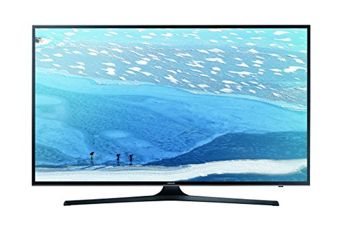 Samsung UE55KU6079UXZG 138 cm (55 Zoll) Fernseher (Ultra HD, DVB-T2, DVB-C, DVB-S, Smart TV, WLAN) [Energieklasse A] - Tv 46 Samsung