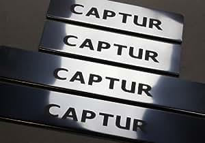 4 les seuils de porte renault captur captur nouveau design 410059 sports et loisirs. Black Bedroom Furniture Sets. Home Design Ideas