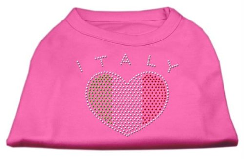 Mirage Italien Strass PET Shirt -
