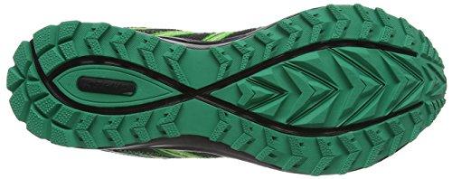 Hi-Tec Sensor Lite, Chaussures de Trail Homme Noir (Black/corsair/blarney 026)