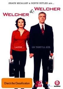 Welcher & Welcher - Complete Series - 2-DVD Set ( Welcher and Welcher )