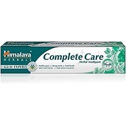 Himalaya Complete Care Kräuter-Zahnpasta 75 ml, 3er Vorteilspack (3 x 75ml)