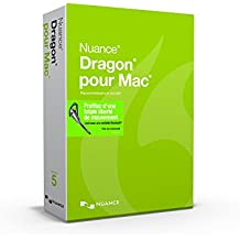 Dragon pour Mac 5 Wireless (avec oreillette sans fil Bluetooth)
