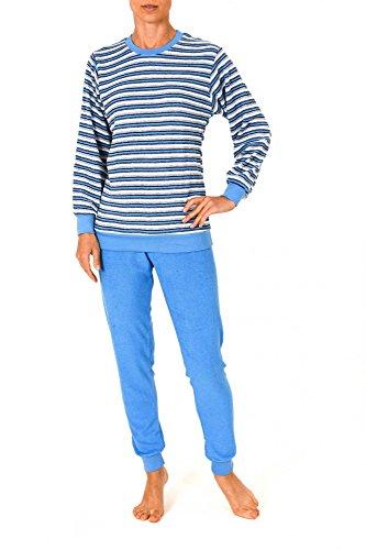 Unbekannt - Ensemble de pyjama - Femme Bleu clair