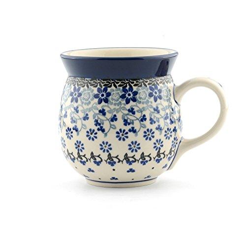 Bunzlau Château Farmer Mug, Bell Fleur, 500 ML